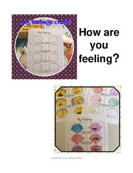 My Feelings Chart