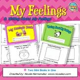 My Feelings Mini Book- A Reading and Writing Set