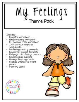 My Feelings- Theme Pack