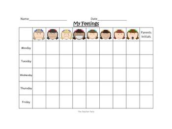 My Feelings and Emotions Management Tool