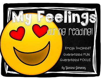 My Feelings with Emojis during Reading!