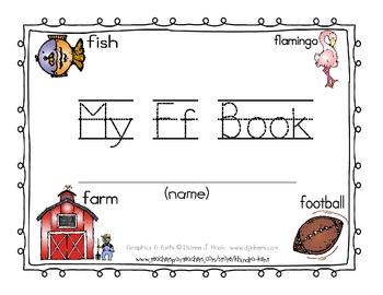 My Ff Book {trace & write book}