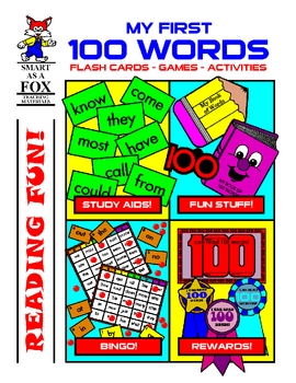 My First 100 Words