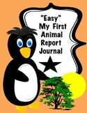 My First Animal Report