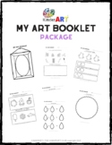 My First Art Booklet