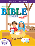 My First Bible Stories for Boys
