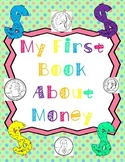 My First Book About Money - Teaches Coins & Values