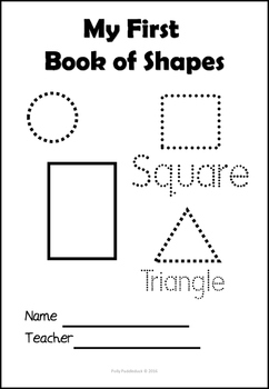 Shapes for Early Years and KS1