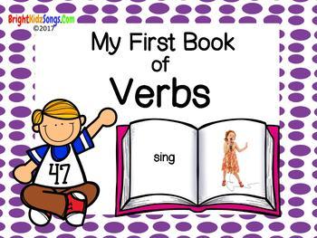 My First Book of Verbs