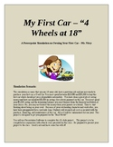 My First Car - A Powerpoint Project Simulation