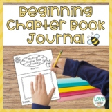 My First Chapter Book Comprehension Journal