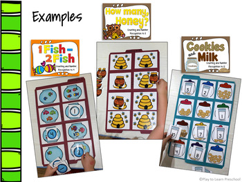 Preschool Counting and Numbers