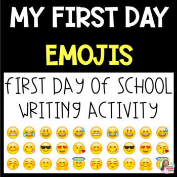 My First Day Emojis