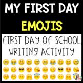 My First Day Emojis