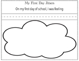 My First Day Jitters
