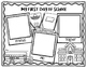My First Day of School Keepsake Coloring Pages {FREEBIE}