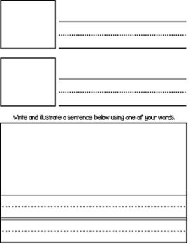 My First Dictionary from A to Z (Differentiated Center Activity)