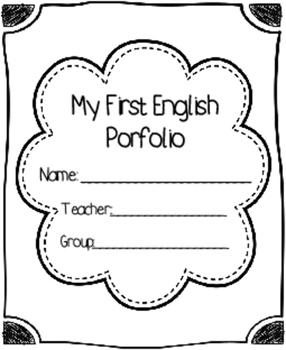 My First English Portfolio
