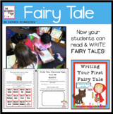 Fairy Tale Activities: Writing