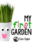My First Garden ~ Plant Activities