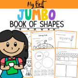 My First JUMBO Book of ABC's, Shapes, Numbers, Colors