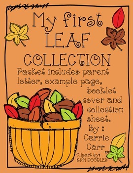 My First Leaf Collection