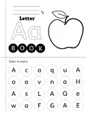 My First Letter Books