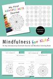 Mindfulness Journal 30-day and mandala coloring, counselin