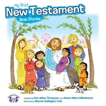 My First New Testament Bible Stories eBook & Audio Track