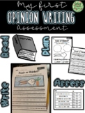 My First Opinion Writing: Duck or Rabbit