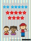 ★FREE★ Pizza Shop Game- Manners, Shapes, Numbers, Colours, Writing