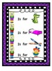 """""""My First Readers Theatre""""  Learning My Letters With Characters A, B, C & D"""