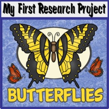 My First Research Project: Butterflies