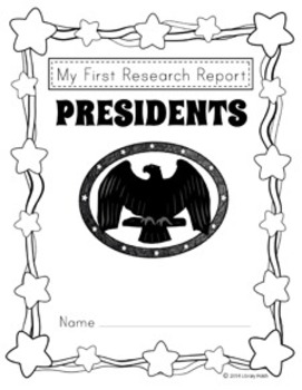 My First Research Project: Presidents