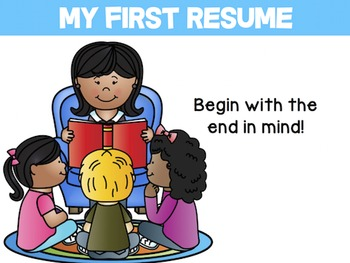 My First Resume- Building Student Leaders through Ownership