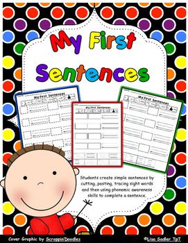 My First Sentences