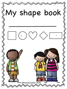 My First Shape Book