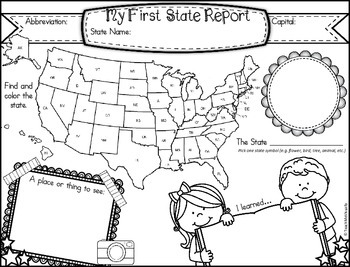 State Report - For Young Learners