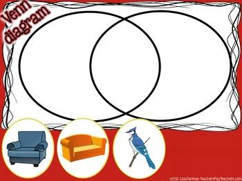 My First Venn Diagram - Powerpoint
