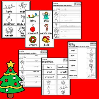 My First Vocabulary - Christmas (1)