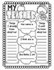 My First Week - All About Me Activities