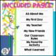 My First Week of School~ A Back to School Printable Book f