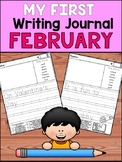 My First Writing Journal - February - Guided Journal Prompts
