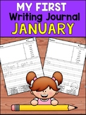 My First Writing Journal - January - Guided Journal Prompts