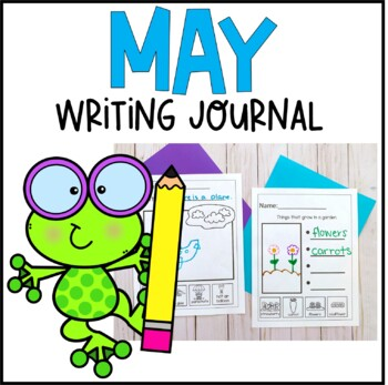 My First Writing Journal- May