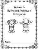 My First and Final Days in Kindergarten