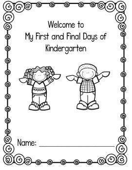 My First and Final Days in Kindergarten