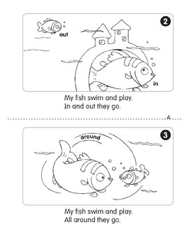My Fish (Level B)