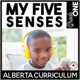 My Five Senses | Alberta Curriculum