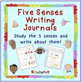 Five Senses - A Writing Journal
